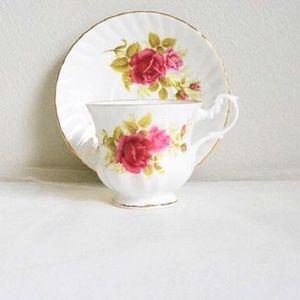 Other - Vintage Royal minster tea cup and saucer